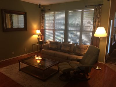 Photo for Furnished & only 13 minutes to downtown action!  Great house and neighborhood!