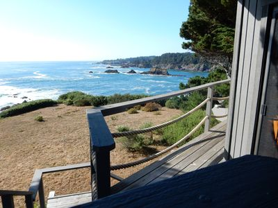 Photo for Best Views In Mendocino—Just Steps From Downtown!