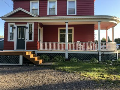 Photo for Great home near MTU, ski trails, and downtown!