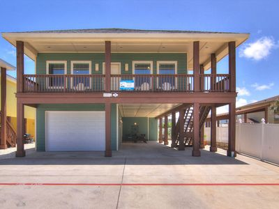 Photo for Brand new 3 bedroom 3 bath duplex in the heart of Port Aransas