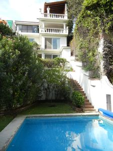 Photo for DELUXE COMPLETELY FURNISHED APARTMENT IN QUIET RESIDENCIAL AREA