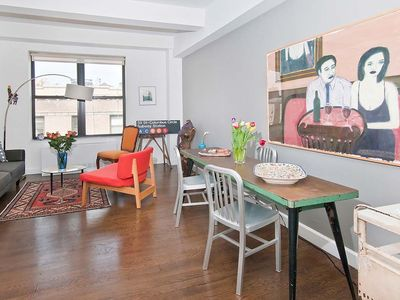 Photo for Stunning 2 BR on Upper West Side w/doorman - Two Bedroom Apartment, Sleeps 4