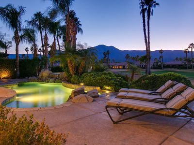 Photo for 'Pinnacle' PGA West Golf Course Views, Private Pool & Spa, Entertainers Delight
