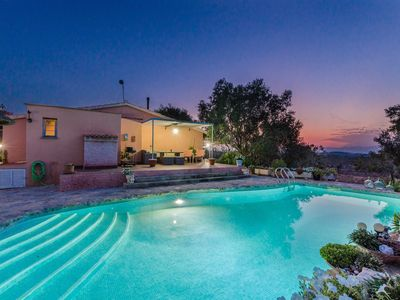 Photo for YourHouse Cas Guixer, villa with private pool for 4 guests, Majorca North