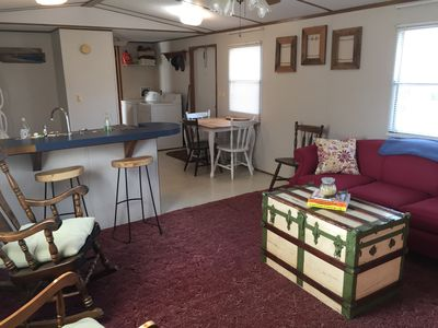 Photo for Cute Manufactured Home in Booneville