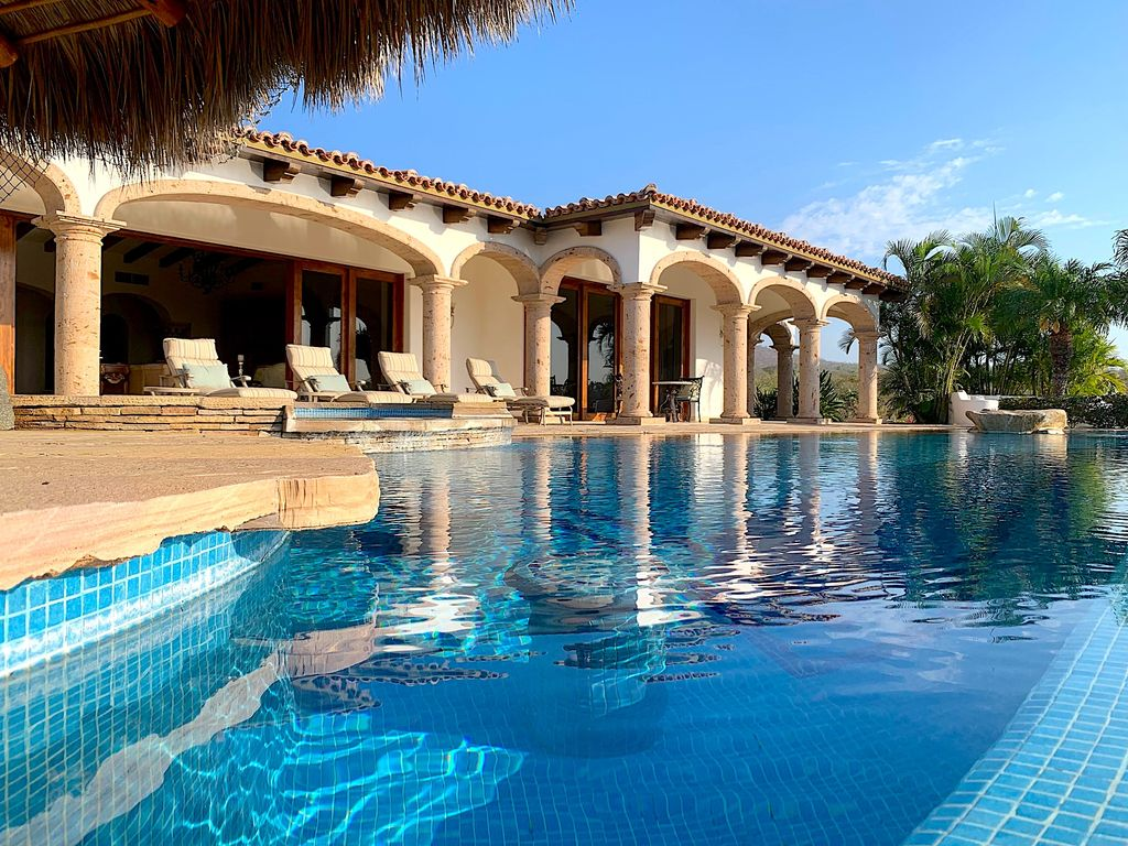 Mansion Del Sol- Infinity Pool/Private Beach/Golf - Cabo San Lucas