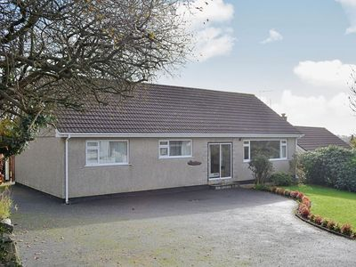 Photo for 3 bedroom property in St Austell. Pet friendly.