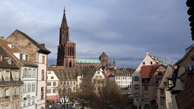 Photo for Le Cigogneau STRASBOURG - Cathedral view