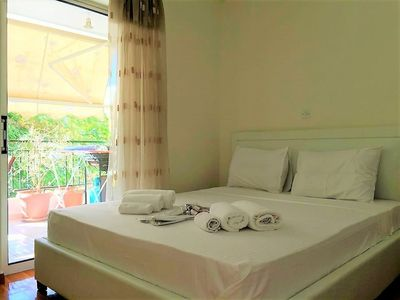 Photo for 2BR Apartment Vacation Rental in Athens,