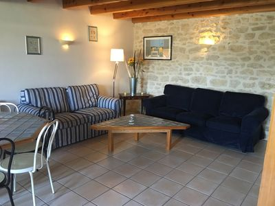 Photo for Peaceful cottage at Domaine les Granges