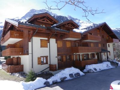 Photo for Pralognan La Vanoise: Apartment/ flat - Pralognan la Vanoise Luxury Apartment