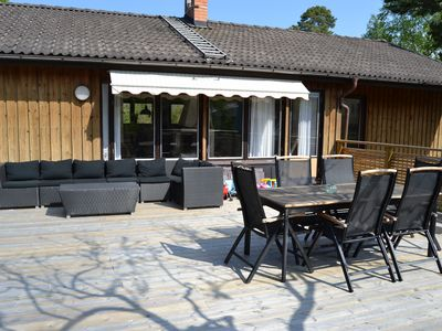 Photo for Cosy family villa in quiet residential area close to Stockholm.