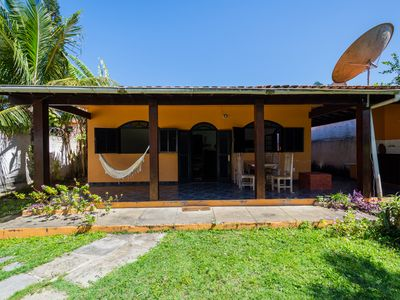 Photo for Great house in Geribá Beach, 4 Qtos, Next to Skate Lane