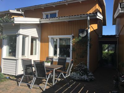 Photo for Cozy family house, just 20 minutes from Stockholm City