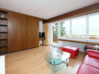Photo for Apartment Ringstrasse (Utoring) in Leukerbad - 2 persons, 1 bedrooms