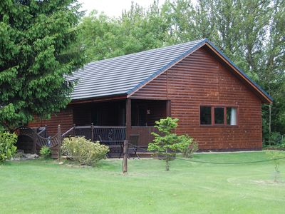 Photo for 3BR Chalet Vacation Rental in Blairgowrie