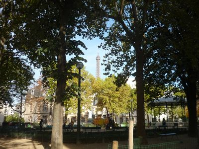Photo for 2 bedroom apartment - near Eiffel Tower