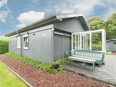 Photo for Cosy holiday home at the edge of a small park near dunes and the beach