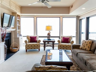 Photo for Ocean Club 4405/ 3 BR Oceanfront Condo w/ Wild Dunes Amenities!