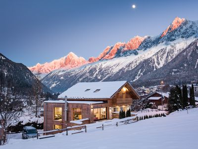 Photo for 7 Bedroom luxury property on the piste (sleeps 12 - 20)