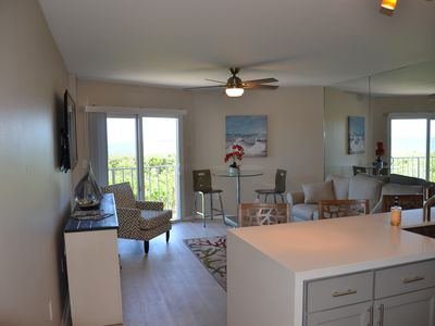 Photo for Ocean Pointe Resort; Oceanfront, Pool, Beach, Marina and Views.  Key Largo