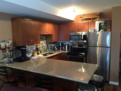 Photo for Premium Ski In/Out 3 Bed 2 Bath Slopeside