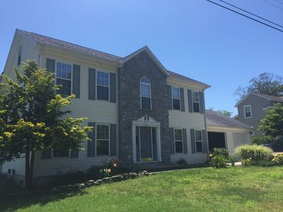 Photo for North Cape May, Beautiful Bay Block Home. Great location with many attractions.