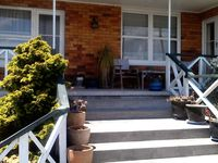 This is a very well equipped, comfortable older style house with a great location, warm in winter.