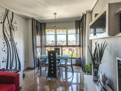 Photo for ☆☆☆☆☆ YOUR MOST SUCCESSFUL DECISION ☆☆☆☆☆ SPECTACULAR APARTMENT 1KM FROM THE CENTER.