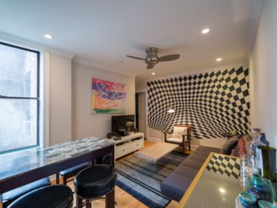 Photo for Brooklyn Oasis!! 2 Bedrooms + sofa bed & 1 Bath with Washer-Dryer in apartment