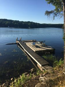 Photo for Private Cottage On Gorgeous Charleston Lake!