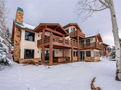 Photo for 18 Ashley Court Home (6 Bedrooms): 6 BR / 6.5 BA  in Park City, Sleeps 16