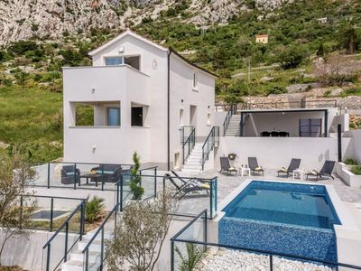 Photo for ctpo-286 Villa with Pool in Drašnice 4 adults +2  children