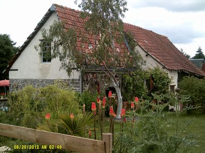 Photo for Cosy barn conversion ideal location for all normandie tourist attractions