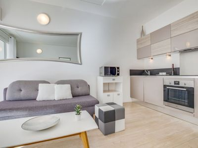 Photo for Apartment Le Mozart in Nice - 3 persons, 1 bedrooms
