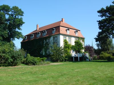 Photo for Living in the castle near the Baltic Sea. Enjoy the private park.
