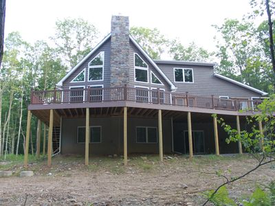 Photo for Alluring secluded property with enough room to spread out and enjoy family time