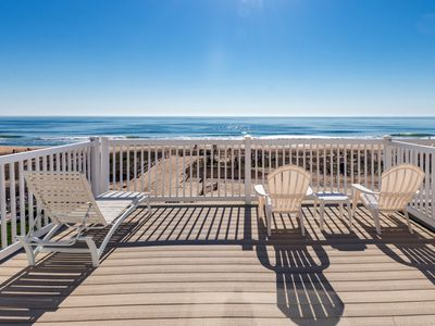 Photo for Ocean Colony 1 - Oceanfront with Pool, Great Views, Multiple Decks!