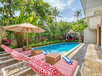 Photo for BEACHFRONT KEJORA VILLA 18  SANUR