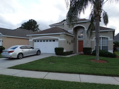 Photo for NEW Windsor Palms 6 BR Luxury Pool Home!