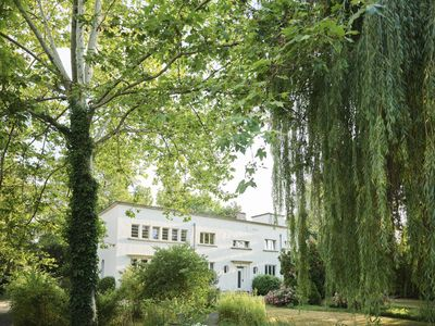 Photo for Beautiful Bauhaus Villa with gorgeous park in Alsace on the French-German border