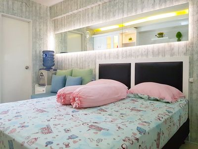 Photo for Studio-Green Palace (Kalibata City) Apartment by Sinatrias Room
