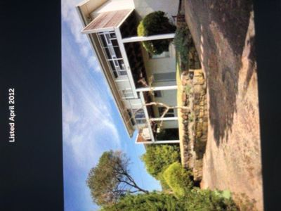 Photo for house to rent with sea view and a nice garden quite area