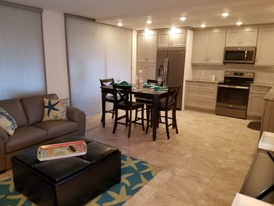 Professionally renovated Perfectly Designed ...   Gulf of Mexico Condominium