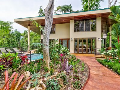 Photo for Jungle retreat w/ private pool, huge deck, and gorgeous views from every room