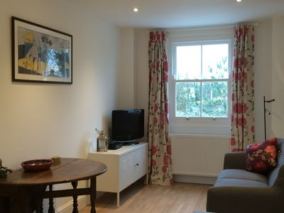 Photo for Lovely 1 bed flat  - from £55! (2 nights minimum)