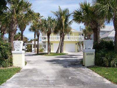 Photo for Luxury Oceanfront Estate Direct on the Sand