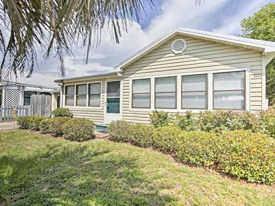 Photo for Charming Panama City Home w/ Deck 1 Block to Beach