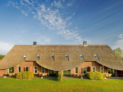 Photo for 18-person farmhouse in the holiday park Hof van Saksen - on the water/recreation lake