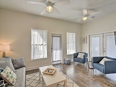 Photo for Lovely Gulfport Home - Walk to Beach & Downtown!